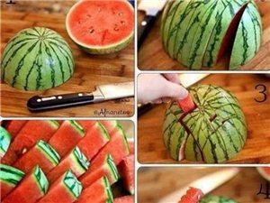史上最全的水果剥皮新技能,看完你就是剥皮高手啊!