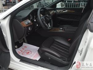 出售13年新款奔驰CLS350豪华版手续齐全无泡水无事故
