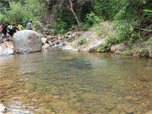 溯溪线目的地-鲤溪