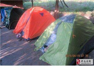 第一次灵芝湖露营——-疯狂的行走