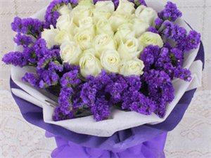 2015年5月1日皇家鲜花婚庆新娘捧花