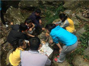 【教师活动】嘉瑞蒙台梭利幼儿园教师来到锦归度假村举行烧烤活动
