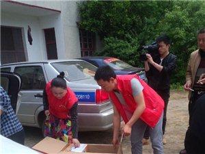 汨罗爱心之家接受湖南经视《钟山说事》专题采访