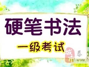识字郎・2015春季硬笔书法班4月25日(第7周)