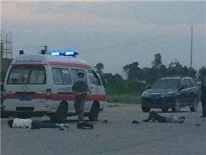 博罗园洲重大交通事故