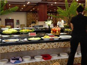东方在线联-泰隆大酒店自助餐五一试业活动,给机会免费吃!随便吃!