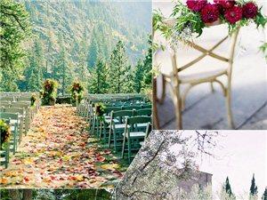 五一假期婚礼举办地灵感:从庭院、花园到教堂