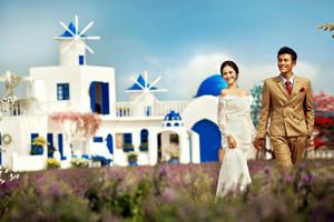 惠州博罗天长地久婚纱摄影