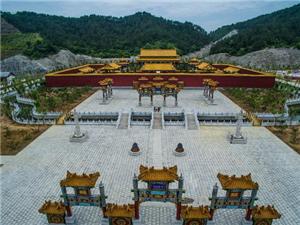 300亿元圆明新园争议中开业 投资人:谈不上侵权
