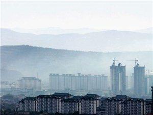 青雾绕城,墨染陇西