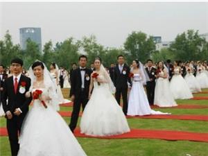 等待是盛装出席;相遇是万里挑一;——2015.5.10浙大集体婚礼