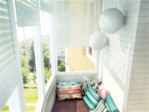 阳台怎样装才显美观,大气?以后我家也要这样装,看着都想要,美美哒