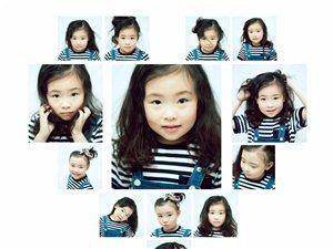刚拍的一组肖像――【非常6+1专业儿童摄影】