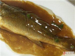 """最爱的""""蒜瓣肉""""—野生黄鱼"""