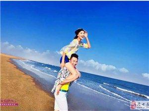 西华天长地久婚纱摄影签约中国马尔代夫成功