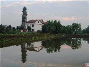 河没了,塔还在――――――-南禅宝塔