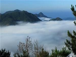 ��f潮州的�P凰山天池很漂亮?�l去�^呢??