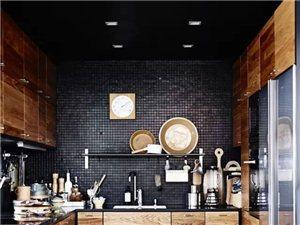 我宁愿用房子的一半换一个如此高颜值的厨房