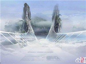 全世界最长的张家界大峡谷玻璃桥明年问世