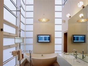 墨西哥城Domus房子的卫浴设计