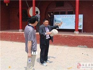 今年隰县玉泉寺庙会游人剧增――专访庙会创立人刘伟生