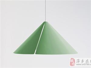 现代时尚花瓣吊灯设计