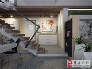 阁楼空间设计欣赏