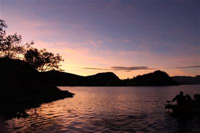泸沽湖印象