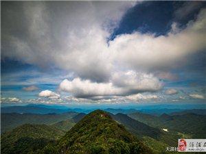 海南尖峰岭的星空日记 梦幻般的摄影大片