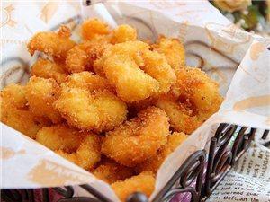 香酥椰味虾