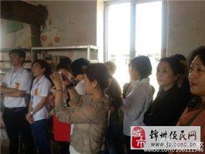 5月31日上午参加到威尼斯人娱乐开户滨海新区娘娘宫镇小学捐书活动