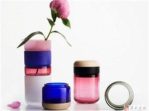 Pino-Pino模块化组合式玻璃花瓶
