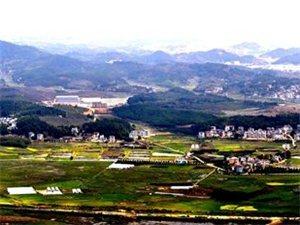 西岩山拍浦城