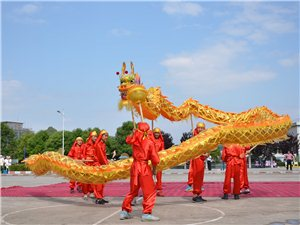 麻江县第10届中小学生艺术节开幕式