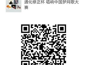 """唱响2015中国梦 通化市""""修正杯""""首届网络歌手大赛"""