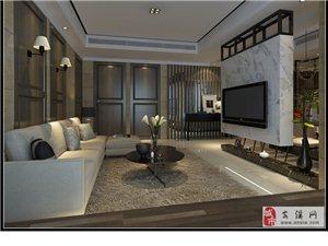 尚学领地样板房  室内高级设计师:张俊杰