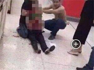 广东赤坎超市割喉只是因为盗窃被店员抓恼羞成怒