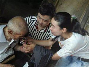 潢川县志愿者联合会2015.6.13活动小记