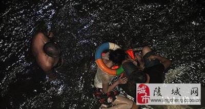 男子跳江自杀后后悔,笑死人竟因江水很脏很恶心!