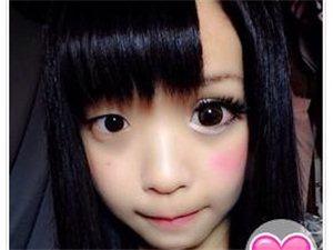 化妆只画半边脸,妆前妆后的对比照让你感受一下神级化妆术的魅力