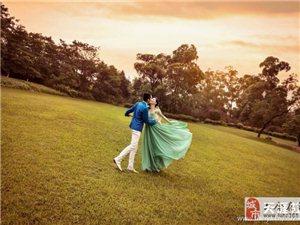 ??????7年爱情长跑,遇见7周年的云摄影,甜美的婚纱??????