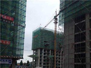 盛世新城二期建设进行时