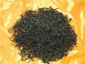 东北野生刺五加茶叶