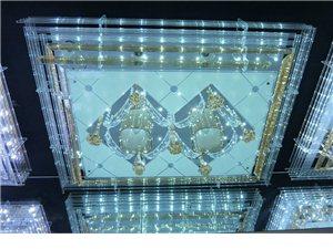 水晶灯5009长90+70大