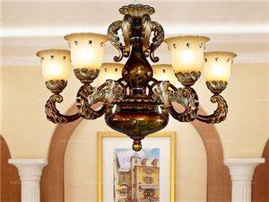 六頭鳳凰吊燈