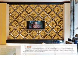 电视墙拼镜6
