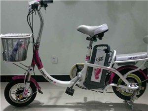 珑玥锂电车48V12寸小龙女电动车电动自行车助力车
