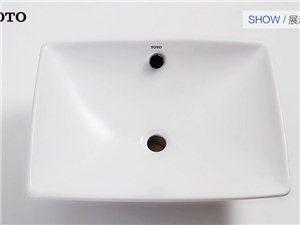 TOTO卫浴桌上式陶瓷艺术台盆洗脸盆