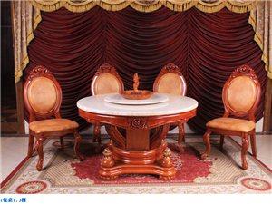 多美沙发-欧式餐桌系列