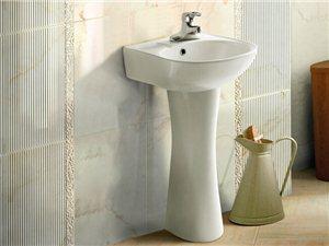 箭牌卫浴·立柱洗脸盆